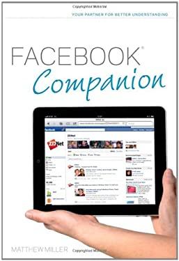 Facebook Companion 9781118087008