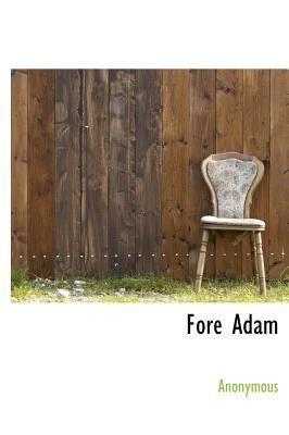 Fore Adam 9781115895156