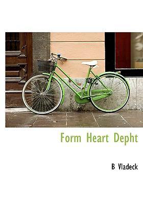Form Heart Depht 9781117785066