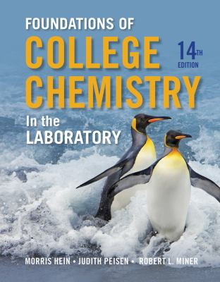 Foundations of Chemistry in the Laboratory 9781118288993