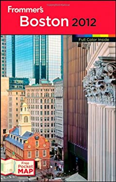 Frommer's Boston [With Fold-Out Map] 9781118017210