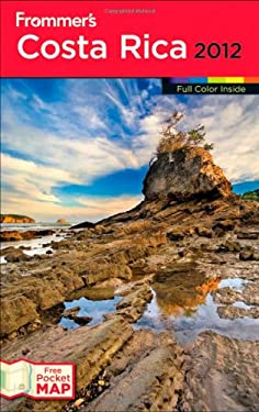 Frommer's Costa Rica [With Pocket Map] 9781118027523