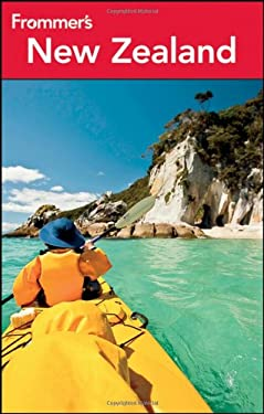 Frommer's New Zealand 9781118086018