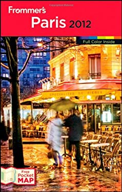 Frommer's Paris [With Map] 9781118045978