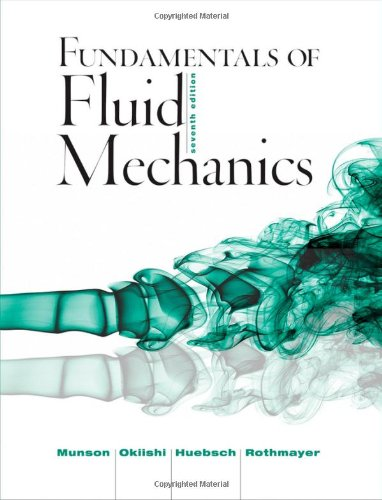 Fundamentals of Fluid Mechanics - 7th Edition