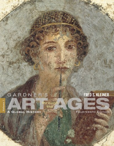 Gardner's Art Through the Ages: A Global History, Volume I (with Art Coursemate with eBook Printed Access Card) - 14th Edition