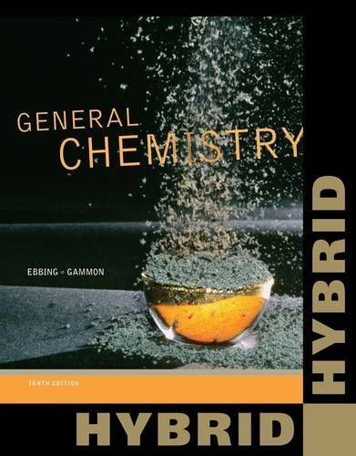 General Chemistry, Hybrid (with Owl with Cengage Youbook 24 Months Printed Access Card) 9781111989477