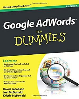 Google Adwords for Dummies 9781118115619