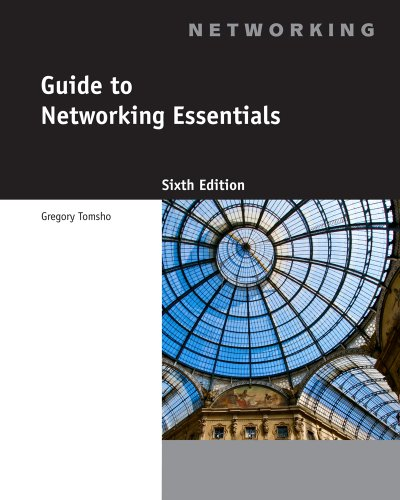 Guide to Networking Essentials [With CDROM] 9781111312527