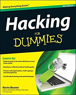 Hacking for Dummies 9781118380932