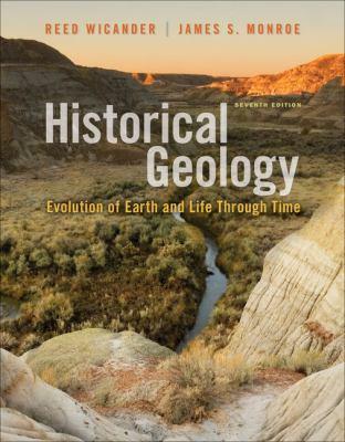 Historical Geology 9781111987299