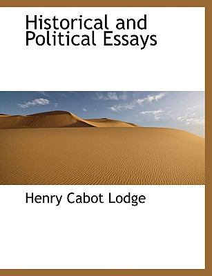 Historical and Political Essays 9781116921199