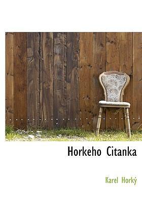 Horkeho Citanka 9781117587486
