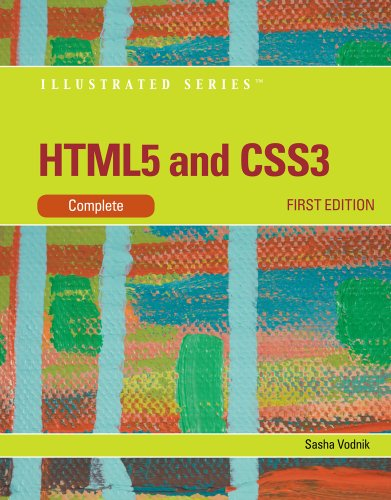 HTML5 and CSS3 Illustrated, Complete 9781111527983