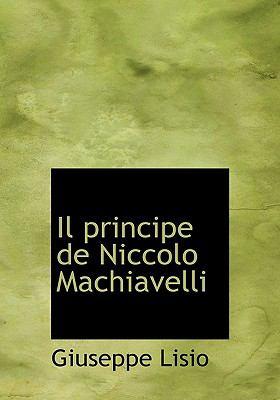 Il Principe de Niccolo Machiavelli 9781117244761