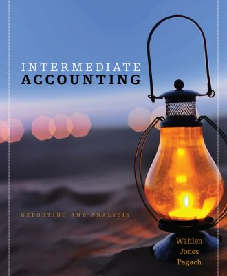 Intermediate Accounting: Reporting and Analysis 9781111972127