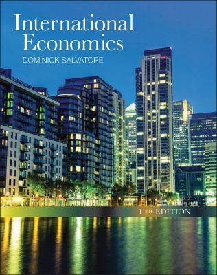 International Economics 9781118177938