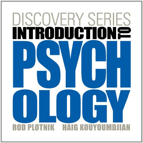 Introduction to Psychology with Psychology Coursemate with eBook Printed Access Card 9781111347024