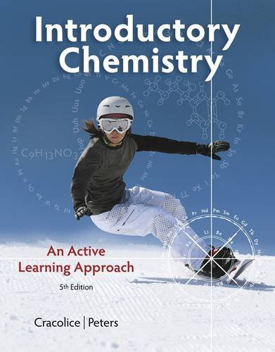 Introductory Chemistry: An Active Learning Approach 9781111990077