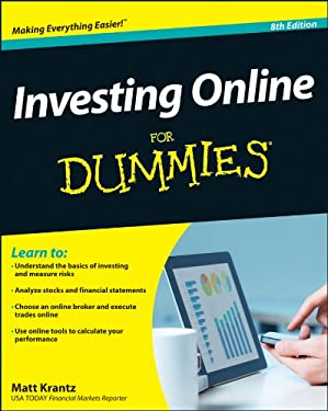 Investing Online for Dummies 9781118495360