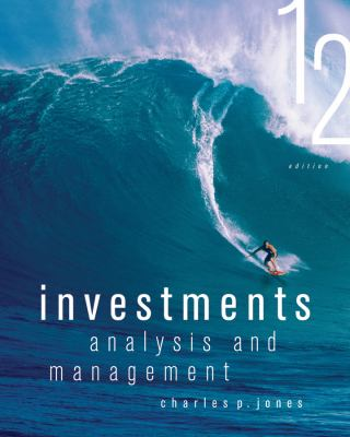 Investments: Analysis and Management 9781118363294