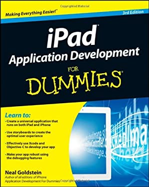 iPad Application Development for Dummies 9781118213926
