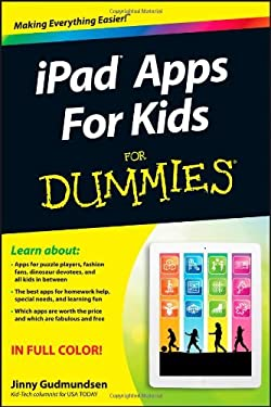 Ipad Apps for Kids for Dummies 9781118433072