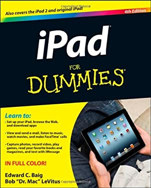 iPad for Dummies 9781118352007