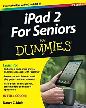 iPad 2 for Seniors for Dummies 9781118176788