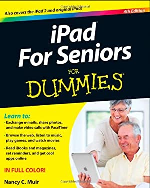 iPad for Seniors for Dummies 9781118352779