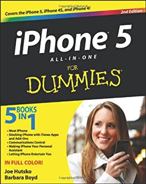 Iphone All-In-One for Dummies 9781118407943