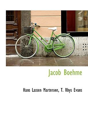 Jacob Boehme 9781116701913