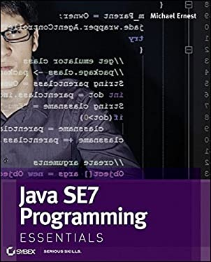 Java Se 7 Programming Essentials 9781118359105