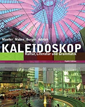 Kaleidoskop Student Activities Manual 9781111833992