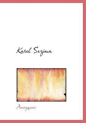 Karel Sezima 9781117802800