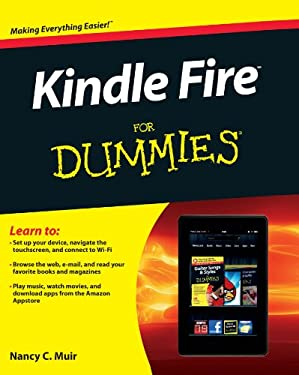 Kindle Fire for Dummies 9781118267882