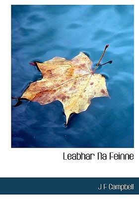 Leabhar Na Feinne 9781117450483