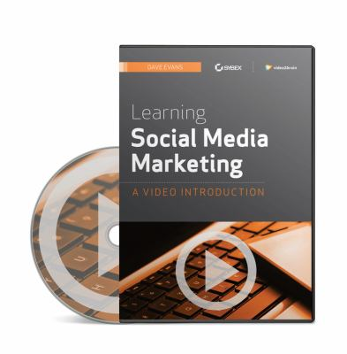Learning Social Media Marketing: A Video Introduction DVD 9781118466063