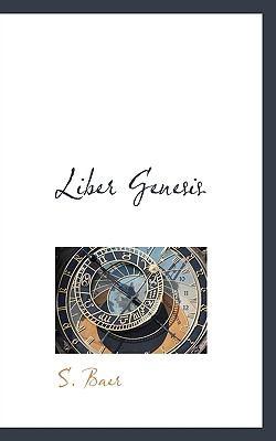 Liber Genesis 9781117421858
