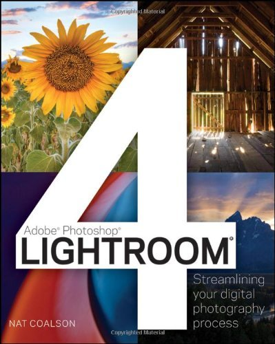 Lightroom 4: Streamlining Your Digital Photography Process 9781118206171