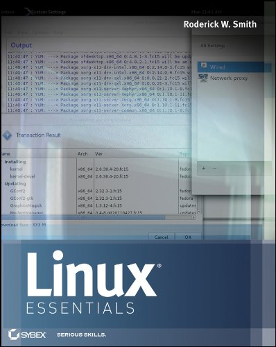 Linux Essentials 9781118106792