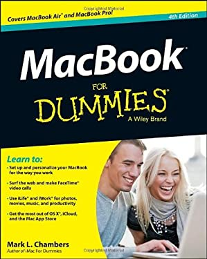 Macbook for Dummies 9781118209202