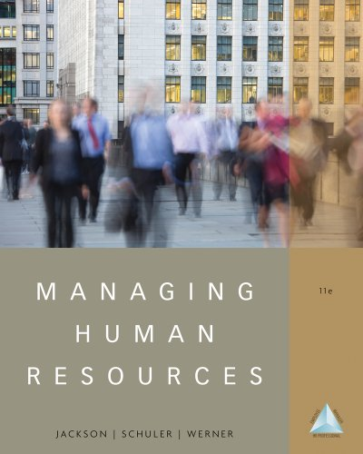 Managing Human Resources 9781111580223