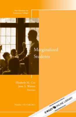 Marginalized Students 9781118151082