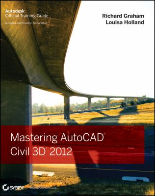 Mastering AutoCAD Civil 3D 2012 9781118016817