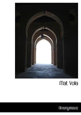 Mat Vola 9781117774381