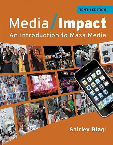 Media/Impact: An Introduction to Mass Media 9781111346362