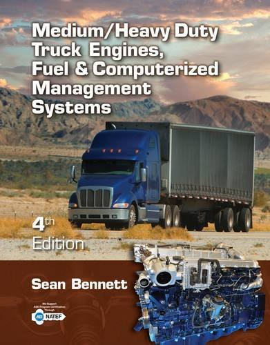 Medium/Heavy Duty Truck Engines, Fuel & Computerized Management Systems 9781111645694
