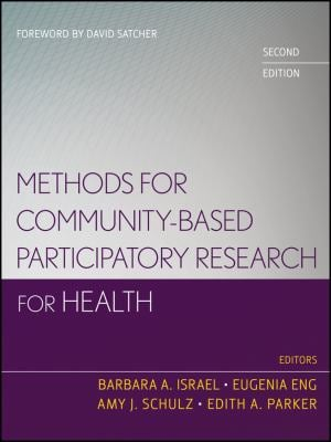 Methods for Community-Based Participatory Research for Health 9781118021866