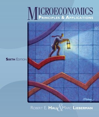 Microeconomics: Principles & Applications 9781111822569